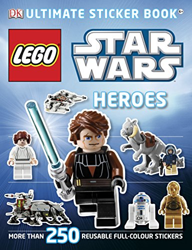 LEGO® Star Wars Heroes Ultimate Sticker Book (Ultimate Stickers)