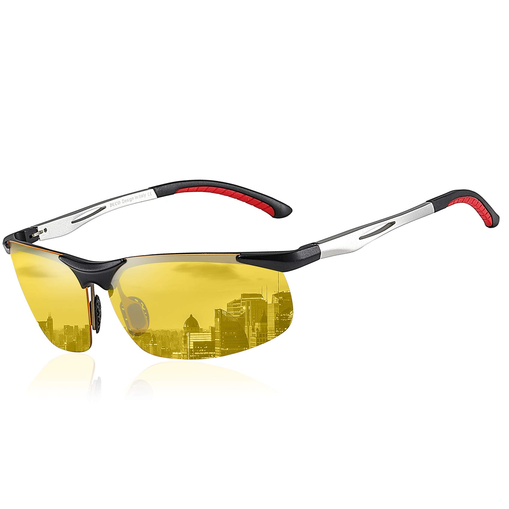Yellow Night vision Glasses Anti glare Driving