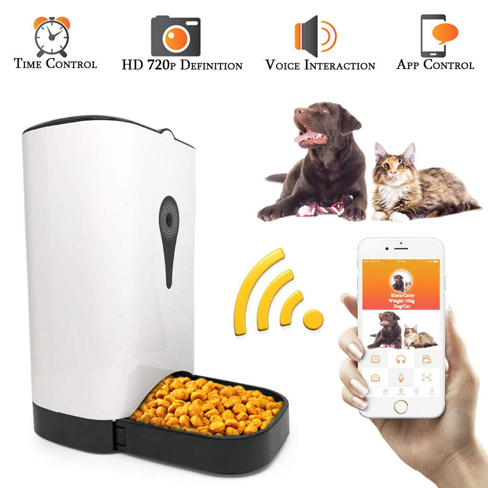 PAWPAL Automatic Dispenser Programmable Distribution
