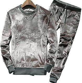 Men Sport Suit, Man Pullover Pants Sweatsuit Athletic Running Yoga Joggers Activewear