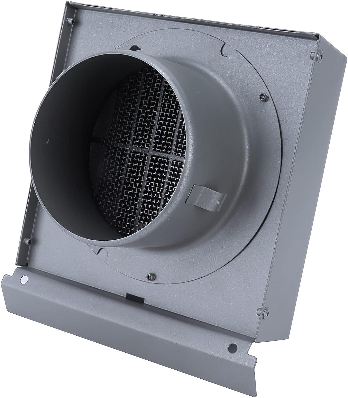 Tapa de campana extractora, cubierta de ventilación de pared Práctica para ventilador Campana extractora de campana extractora(Tubo de 150 mm de diámetro)