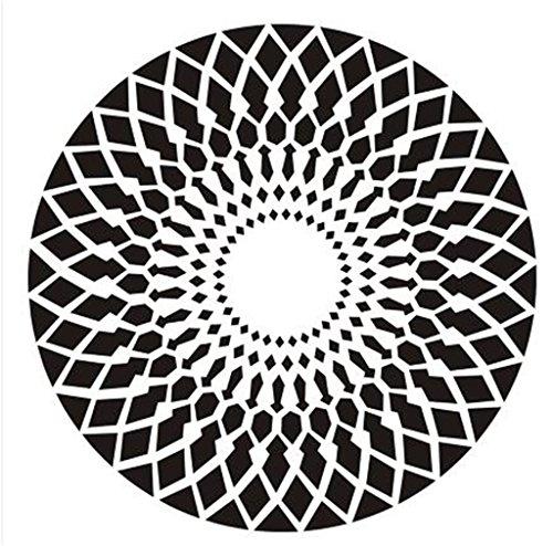 Tapijt, geometrisch, tapijt voor de woonkamer, geometrisch patroon