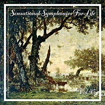 Sensational Symphonies For Life, Vol. 45 - Gluck: Paride Ed Elena