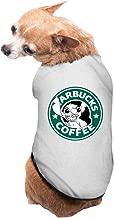 Fashion Sleeveless Pet Supplies Lilo And Stitch Starbucks Coffee Dog Costume Dog Dress