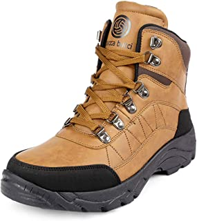 Bacca Bucci® Waterproof Snow Boots Sprite high top Ankle Boots for Men