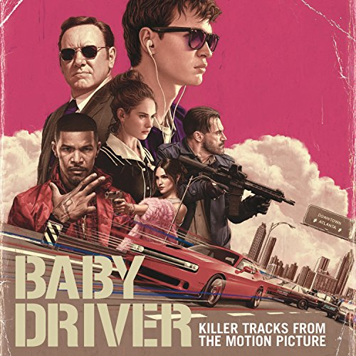 Killer Tracks from Motion Picture Baby Driver / Va
