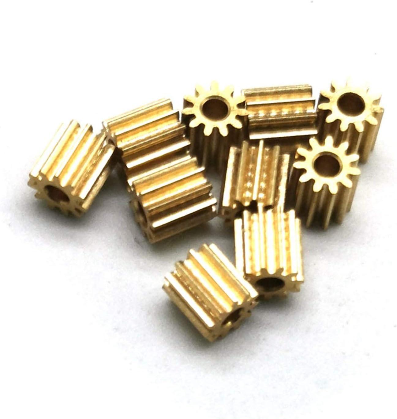 DINGGUANGHE-CUP Durable 112A 0.5M Max cheap 85% OFF Brass Gears Teeth 11 Mechanica