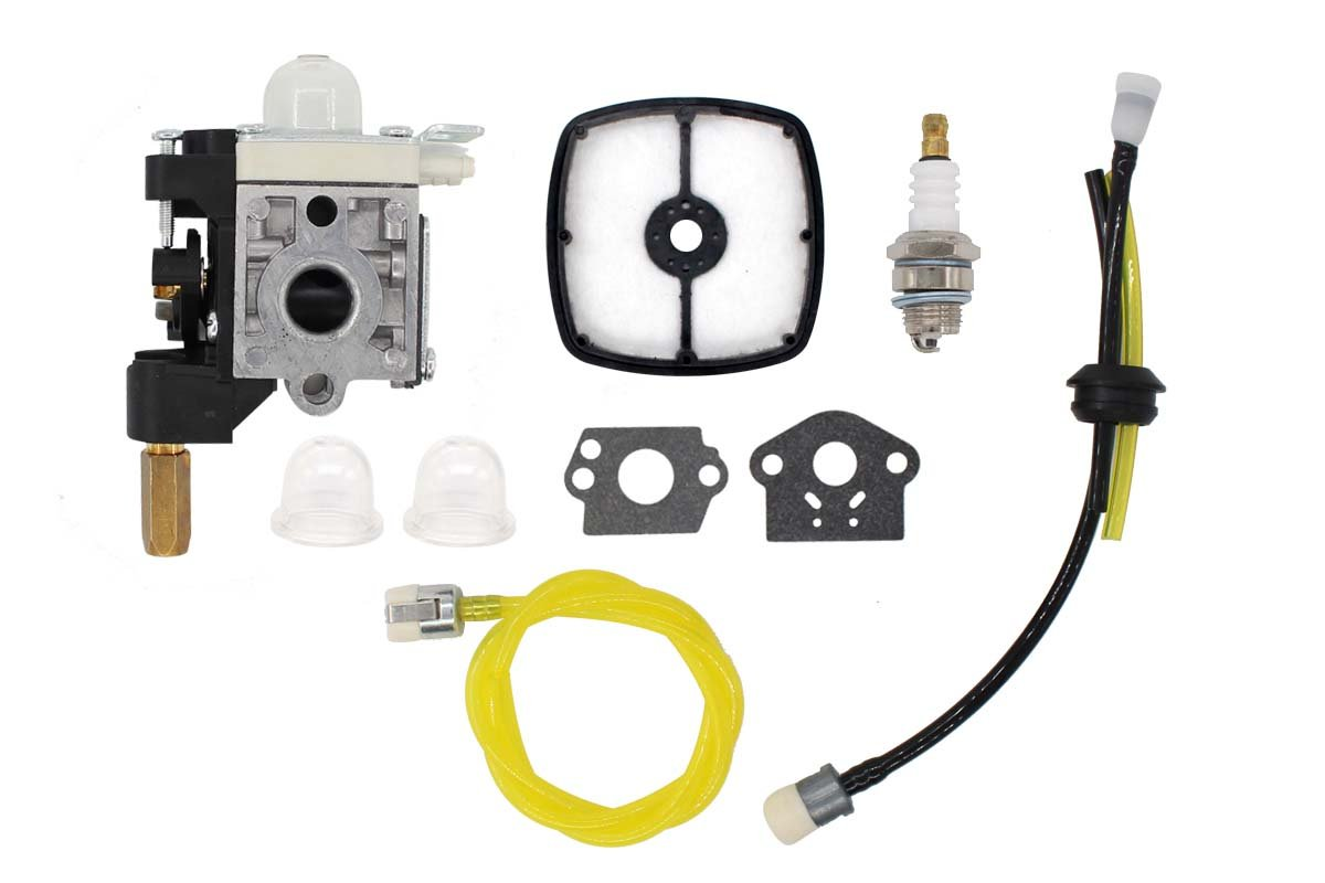 line trimmer fuel line kits amazon comcarburetor air filter fuel line spark plug tune up kit for echo pe 200