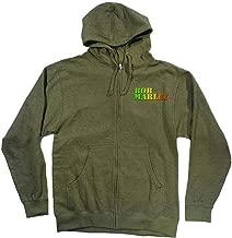 Bob Marley Collage Zip Hoodie
