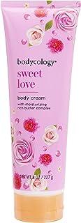Bodycology Sweet Love Blushing Nourishing Body Cream, 8 oz