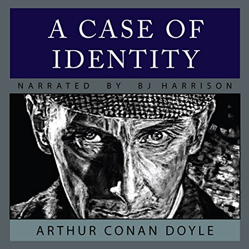 Couverture de A Case of Identity