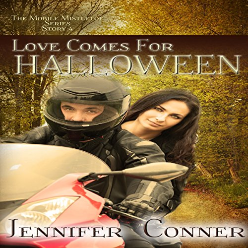 Love Comes for Halloween     The Mobile Mistletoe Series Book 4              By:                                                                                                                                 Jennifer Conner                               Narrated by:                                                                                                                                 Bailey Varness                      Length: 48 mins     Not rated yet     Overall 0.0