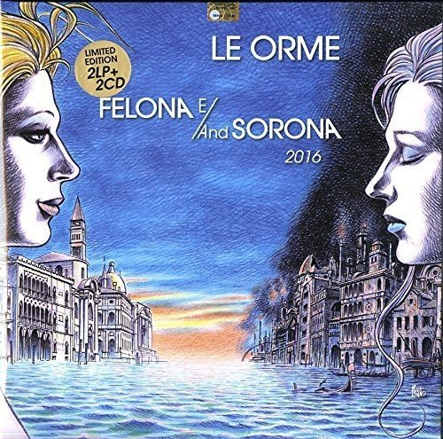 Felona E and Sorona 2016 (2lp+2cd)