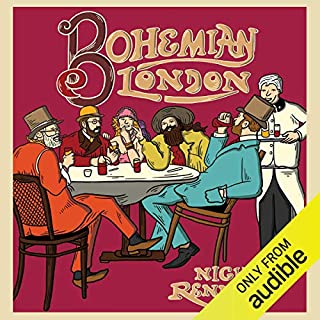 Bohemian London cover art