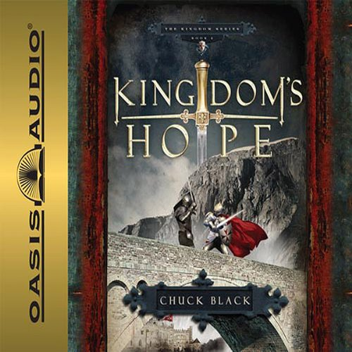 Kingdom's Hope audiobook cover art
