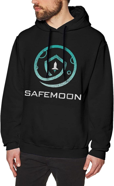 Safemoon Hoodies For Department store Men Sweater Novelty Sweatshirt Inexpensive