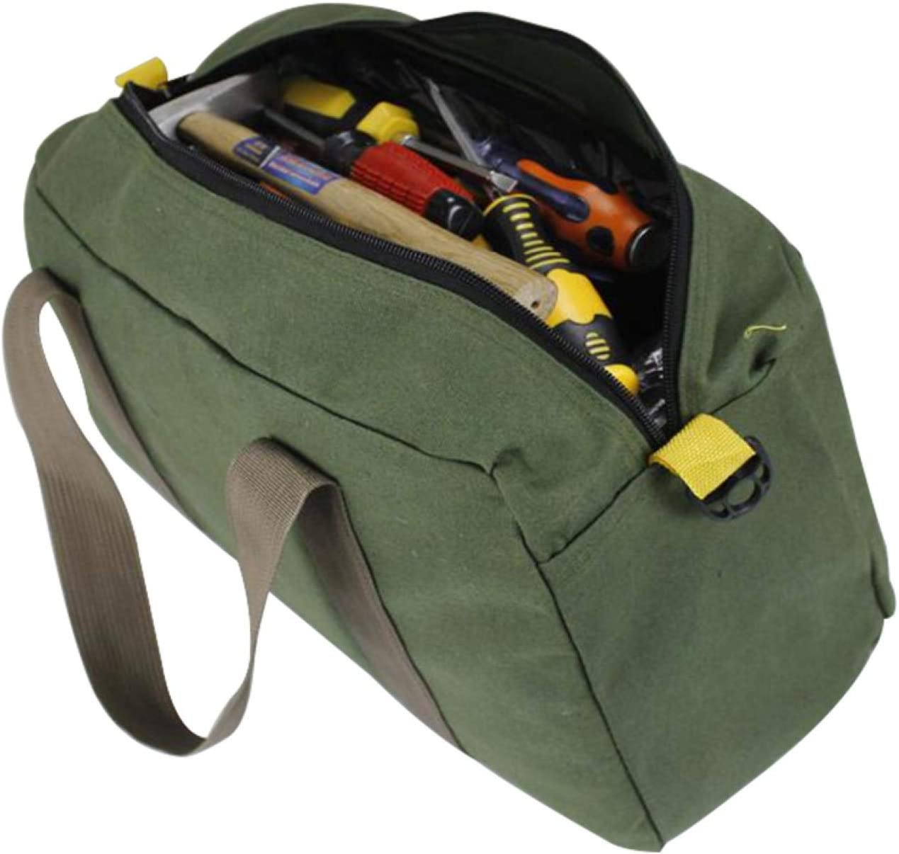 Manufacturer regenerated product Fashionable Portable Tool Bag Canvas Heavy Capacity Handbag High with Duty