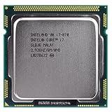Intel Core i7-870 2.93GHz 2.5GT/s 4x256KB/8MB L3 Socket 1156 Quad-Core CPU