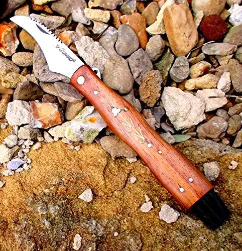 3670 Classic French Coltello per funghi legno di palissandro