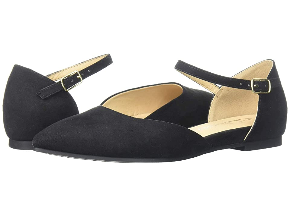 CL By Laundry Hot Cake (Black Suede) Women