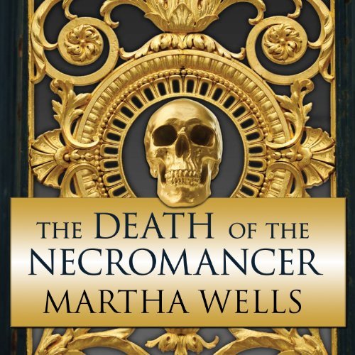 The Death of the Necromancer cover art