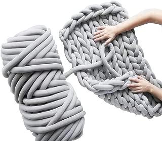super chunky knitting wool uk