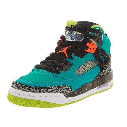 d28dfcaae0b433 Jordan Nike Air Sc-3 Bg Hi Top Trainers 629942 Sneakers Shoes (UK 5.5