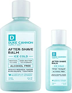 Best duke cannon cooling after-shave balm Reviews