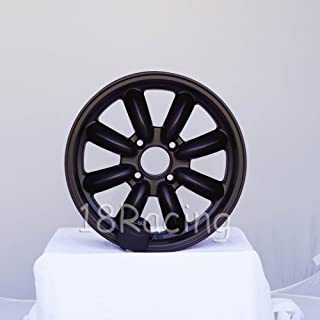 ROTA RB WHEELS 16x7 PCD: 4x100 OFFSET: 40 HB:56.1 FLAT BLACK