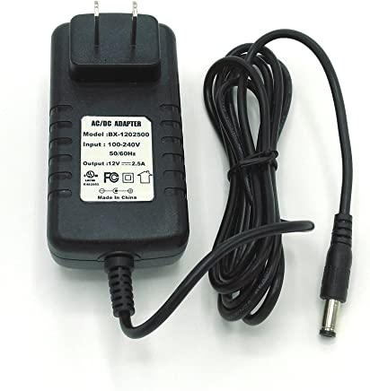 IRCtek 12V 2.5A AC/DC Power Adapter Replacement for HTC Vive VR Base Station
