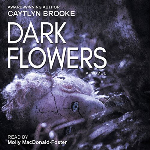 Dark Flowers audiobook cover art