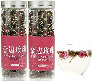 花茶 バラ茶90g(45g*2) 薔薇茶 玫瑰茶 中国茶 茶葉 無農薬 無添加100% ビタミンC豊富