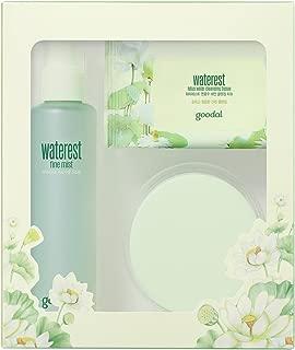 Goodal Waterest Skin Care Set 2 Cream Mist Set Green