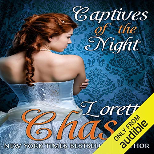 Captives of the Night Audiobook By Loretta Chase cover art