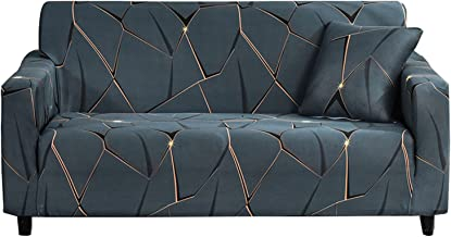 Gedrukte Sofa Cover Stretch Sofa Hoes, Dikke Stoffen Bankhoezen, Full Cover Sofa Cover, Multifunctionele Fauteuil Hoes, Wa...