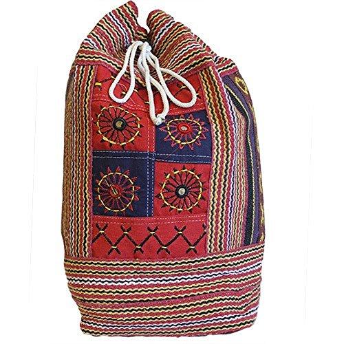Ancient Wisdom Nepal Duffle Bag - DéCOR Panel
