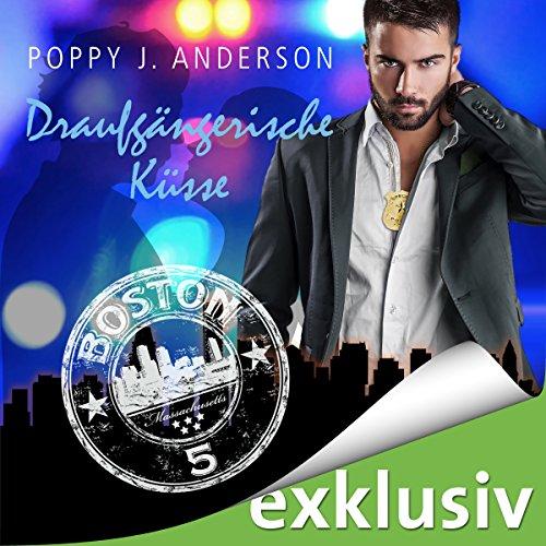 Draufgängerische Küsse audiobook cover art