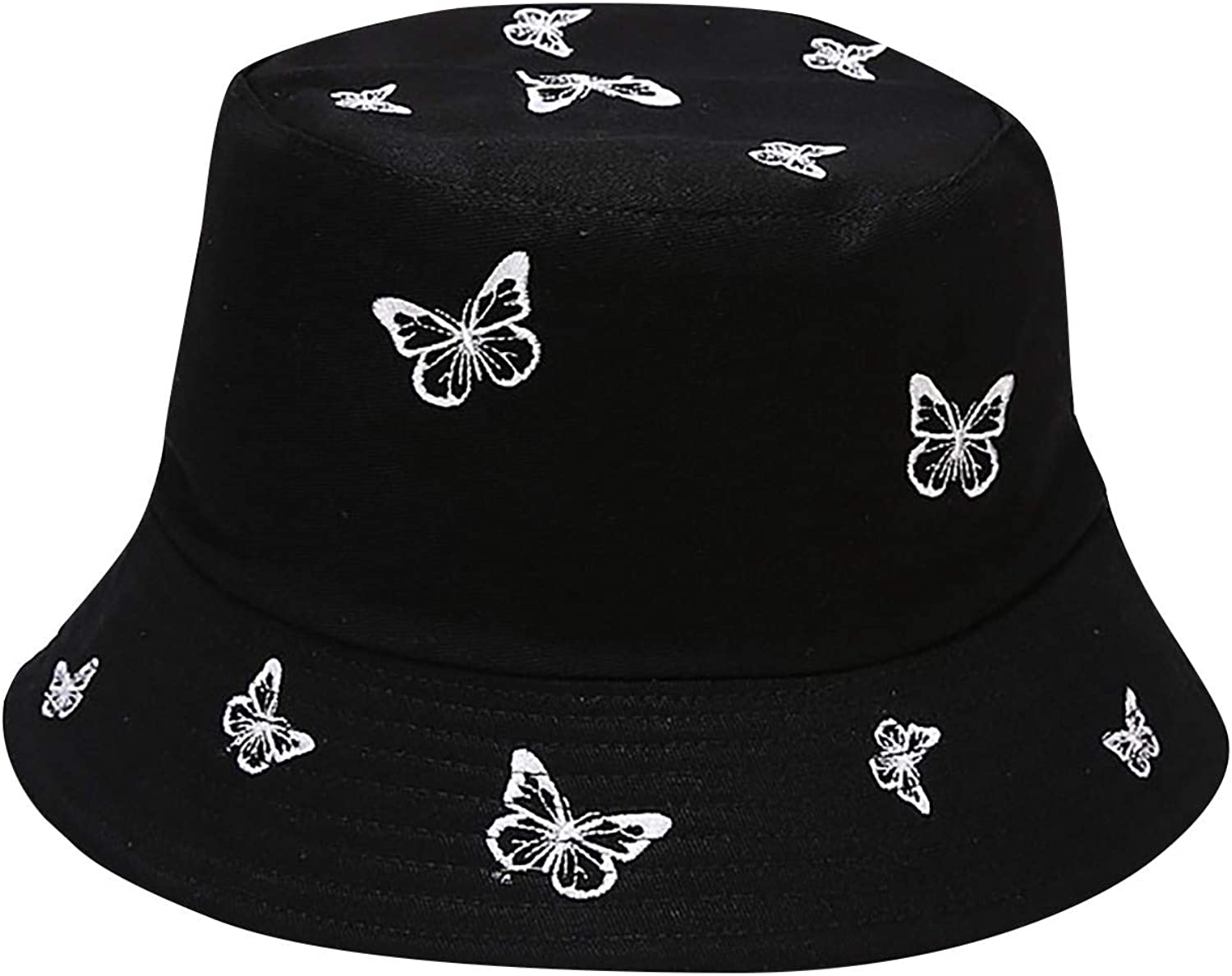 Sun Hats for Women Summer Wide Brim UV Foldable Straw Beach Hat Packable Bow Bucket Hats Outdoor Fisherman's Caps
