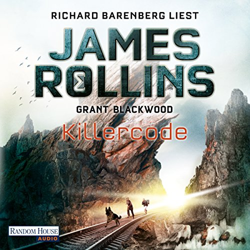 Killercode     SIGMA Force - Tucker Wayne 1              By:                                                                                                                                 James Rollins,                                                                                        Grant Blackwood                               Narrated by:                                                                                                                                 Richard Barenberg                      Length: 13 hrs and 30 mins     5 ratings     Overall 2.2