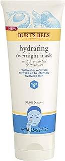 Burt's Bees Hydrating for Unisex, Overnight Mask, 2.5 Oz