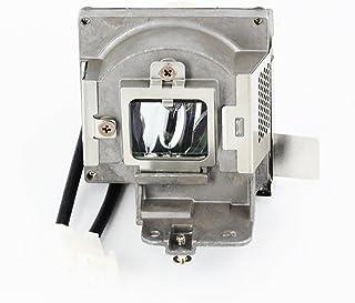 Molgoc® 5J.J9R05.001 Bombilla de repuesto con carcasa compatible para proyector BENQ MS504/MS521P/MX505/MX522P