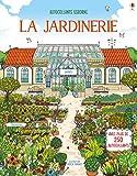 La jardinerie - Autocollants Usborne