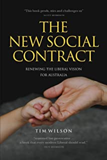 THE NEW SOCIAL CONTRACT: Renewing the liberal vision for Australia (7)
