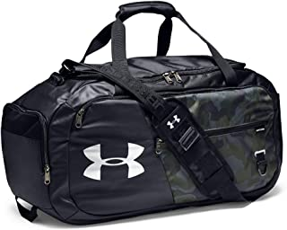 Under Armour Undeniable Duffle 4.0, Desert Sand/Black, Small