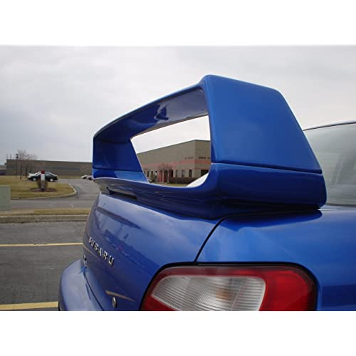 Subaru Impreza WRX STI GC8 Classic Trunk Spoiler Wing Ducktail Lip Boot Lid Lip