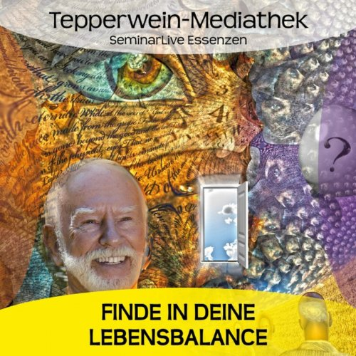 Finde in deine Lebensbalance! Titelbild