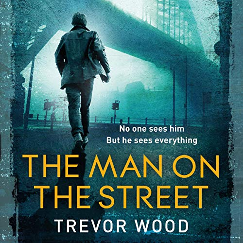 The Man on the Street audiobook cover art