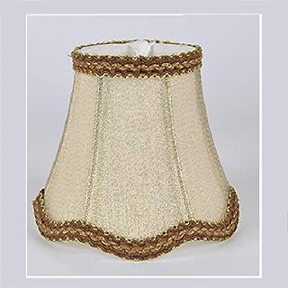 Lámpara de araña Droplight Wave lámpara de techo lámpara moderna estilo europeo tela tela tela para vela, bombilla de pared, lámpara de mesa (27 #)