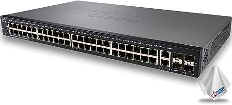 Cisco SF250-48 48-Port Fast Ethernet Smart Switch (SF250-48-K9-NA)