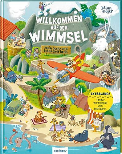 Willkommen auf der Wimmsel: Mein Such- und Entdeckerbuch